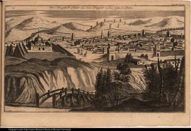 Die Hauptstadt Cüzco aus dem Dapper zu den Zeiten der Yncas