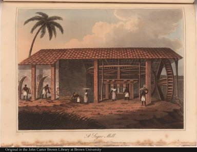 A Sugar Mill.