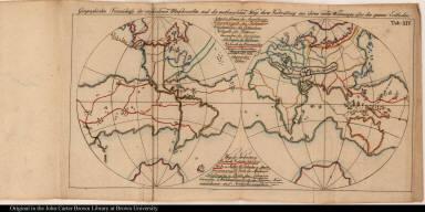 Geographisches Verzeichniss der verschiedenen Menschenarten, und der muthmaslichen Wege ihrer Verbreitung aus ihren ersten Wohnungen über den ganzen Erdboden.