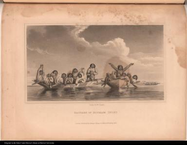 Baidars of Hotham Inlet.