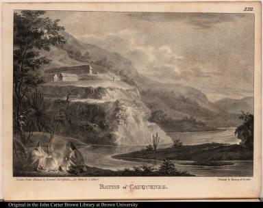 Baths of Cauquenes.