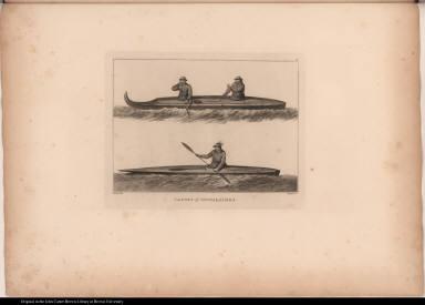 Canoes of Oonalashka.