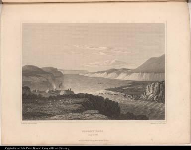 Bloody Fall. July 17. 1821.