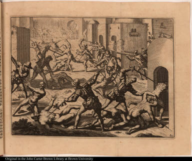 [Massacre of native Americans]