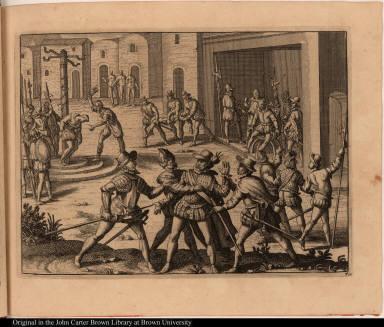 [Death of Diego de Almagro]
