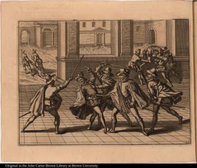 [Death of a procurator of Lima]