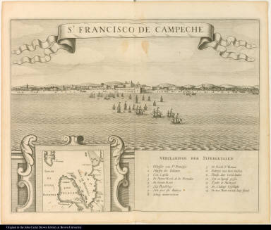 St. Francisco de Campeche.