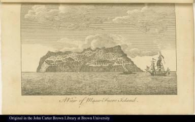 A View of Masa Fuero Island.
