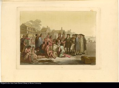 [William Penn's Treaty with the Indians]