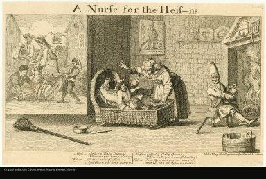 A Nurse for the Hess[ia]ns