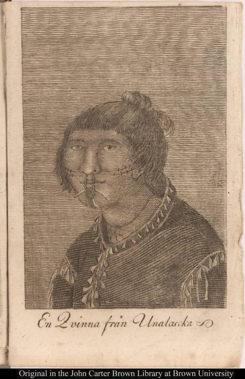 En Quinna från Unalascka.
