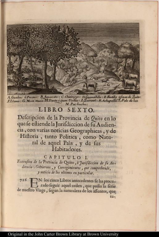 [Plants and animals of Ecuador]