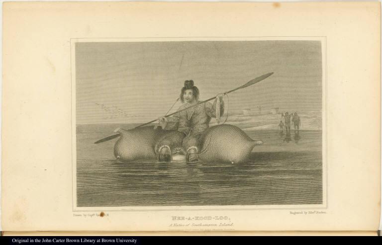 Nee-a-Kood-Loo, A Native of Southampton Island.
