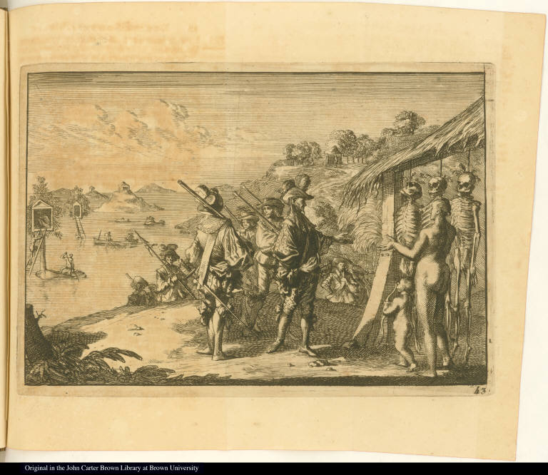 [Natives of the Orinoco River]