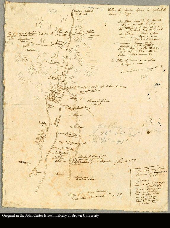 Vallée de Cauca depuis la Ciudad de Armas à Buga