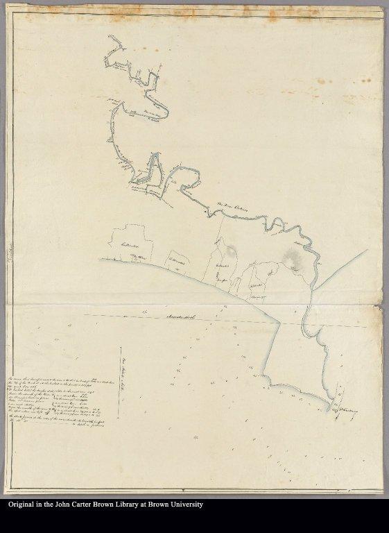 [The River Ortoire, Trinidad]