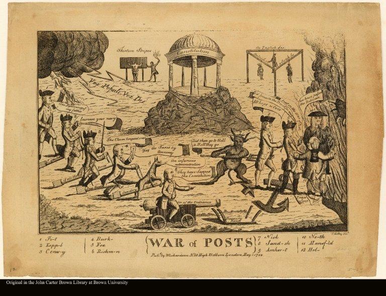 WAR of POSTS