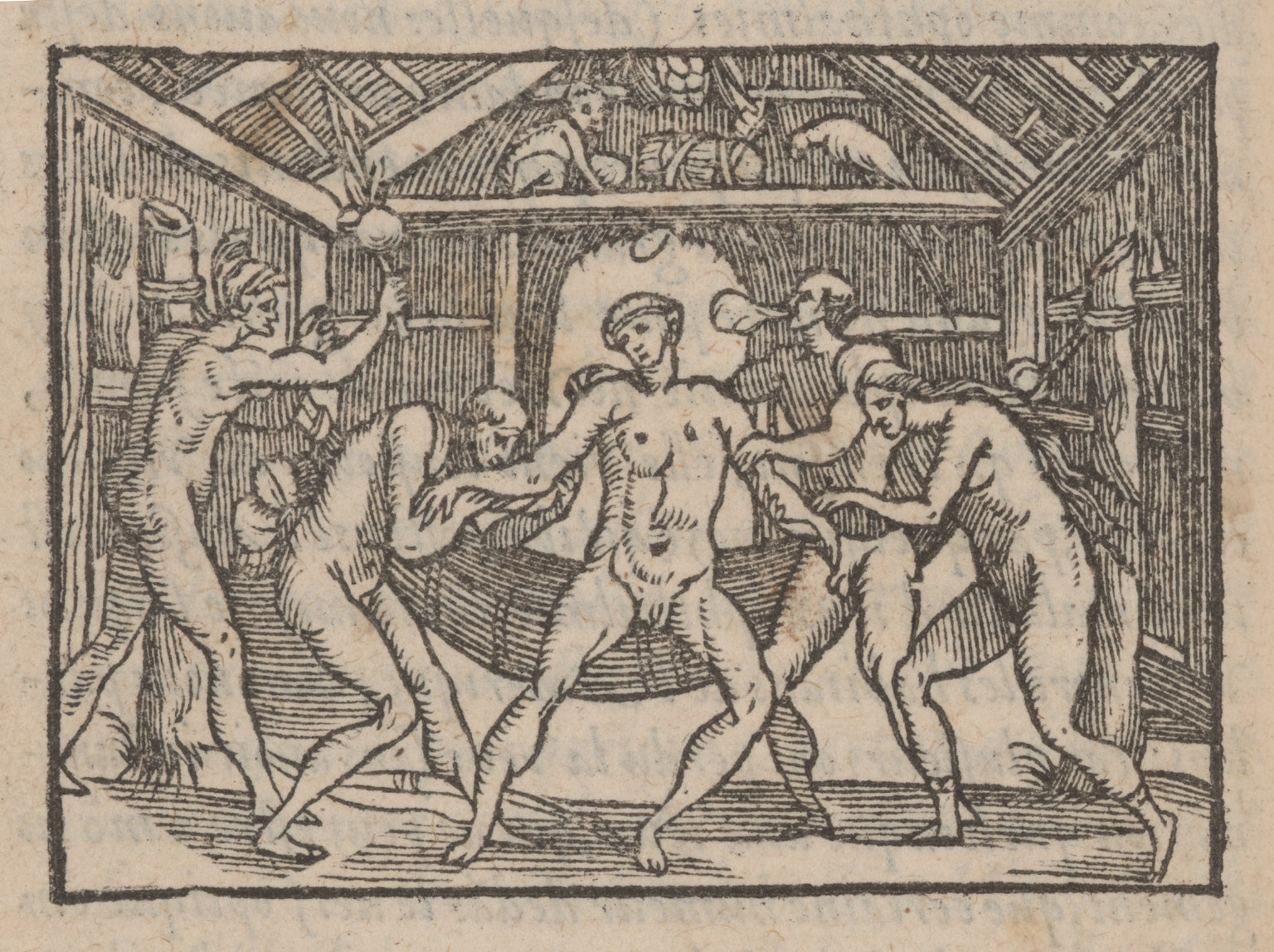 [Description d'vne maladie nommée Pians, à laquelle son subiets ces peuples de l'Amerique, tant es isles que terre ferme.]