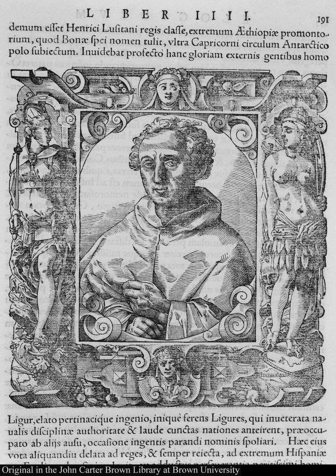 Christophorus Columbus.