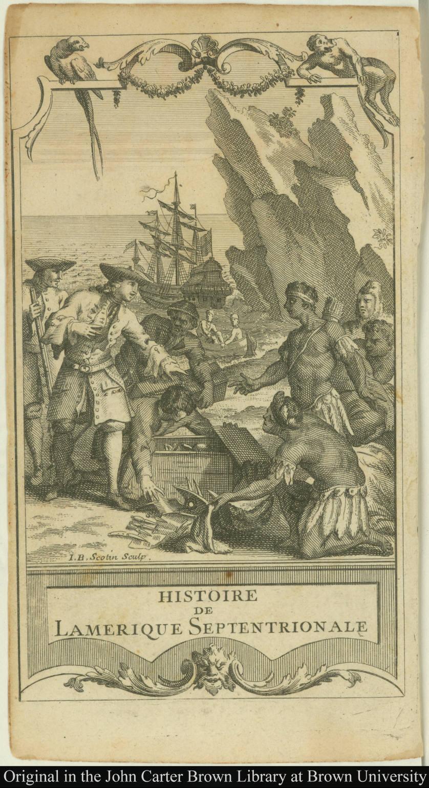 Histoire de LAmerique Septentrionale