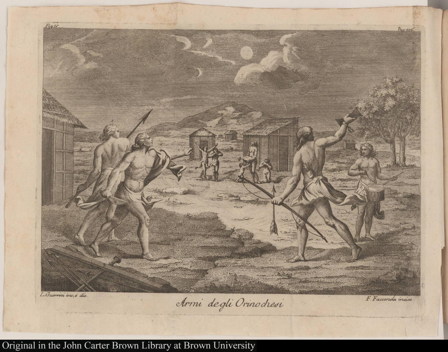 Armi degli Orinochesi
