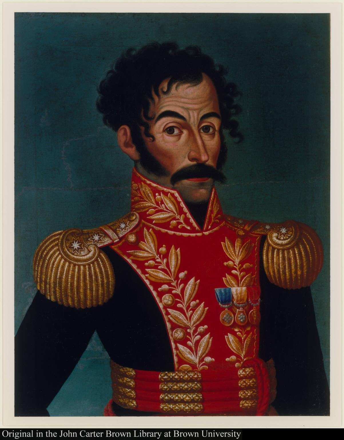 [Simón Bolívar]