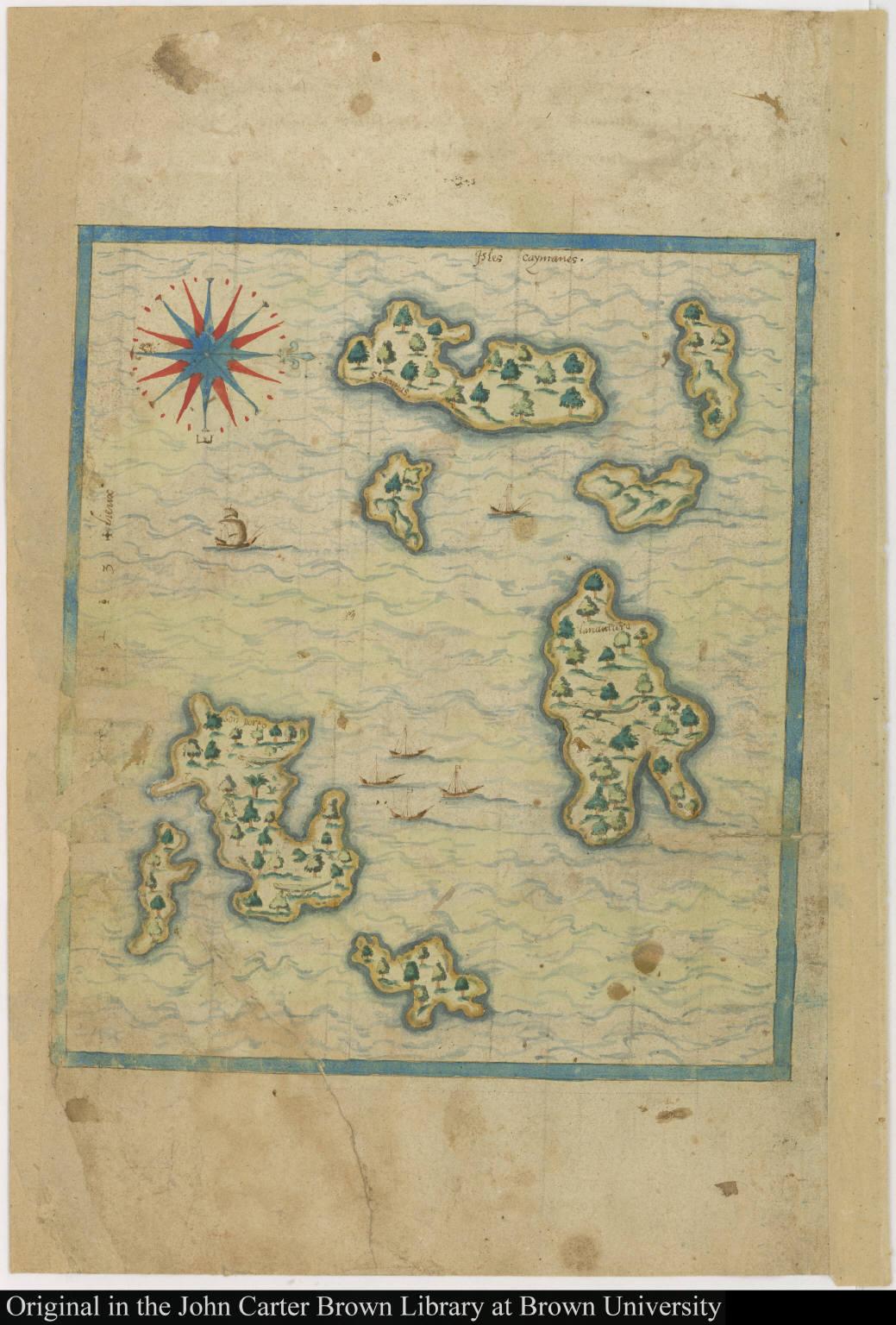 Isles caymanes.