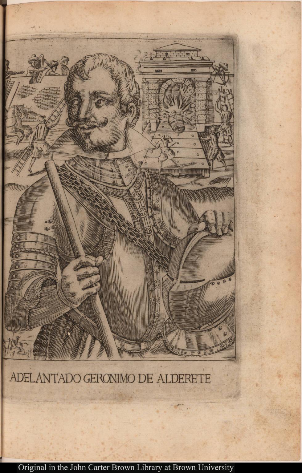 Adelantado Geronimo de Alderete