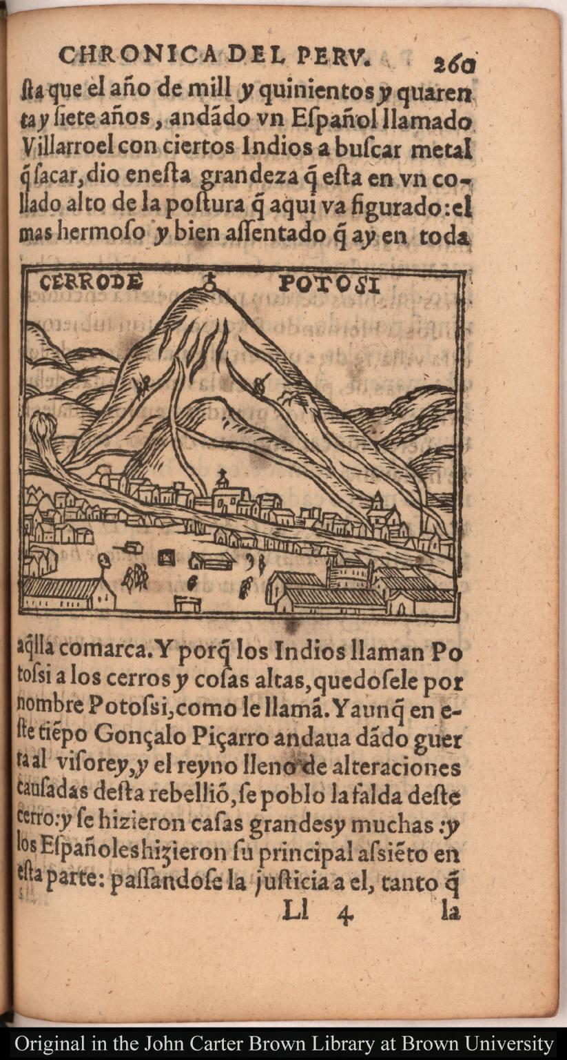 Cerro de Potosi