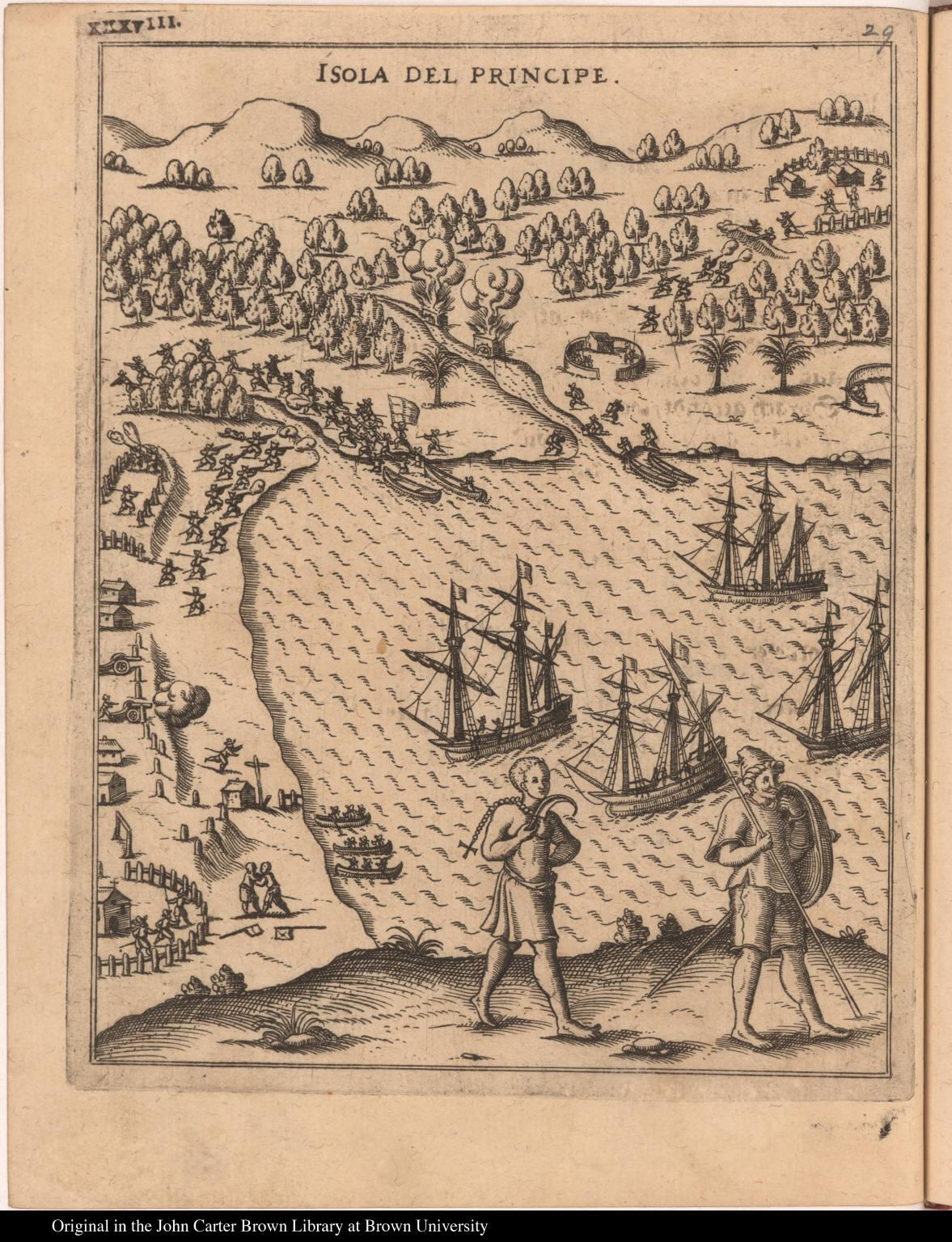Isola del Principe.