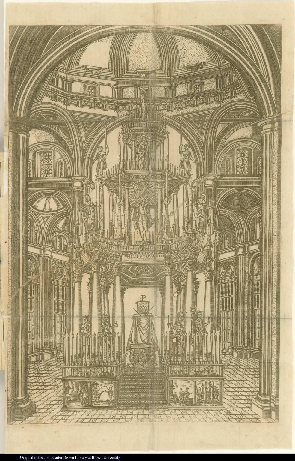 [Catafalque of Philip IV]