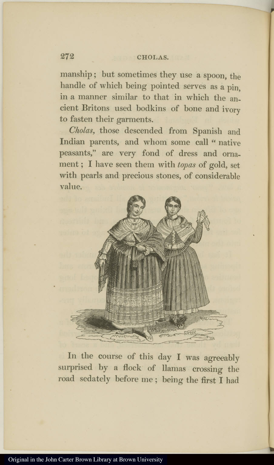 [Mestizo women of Bolivia]