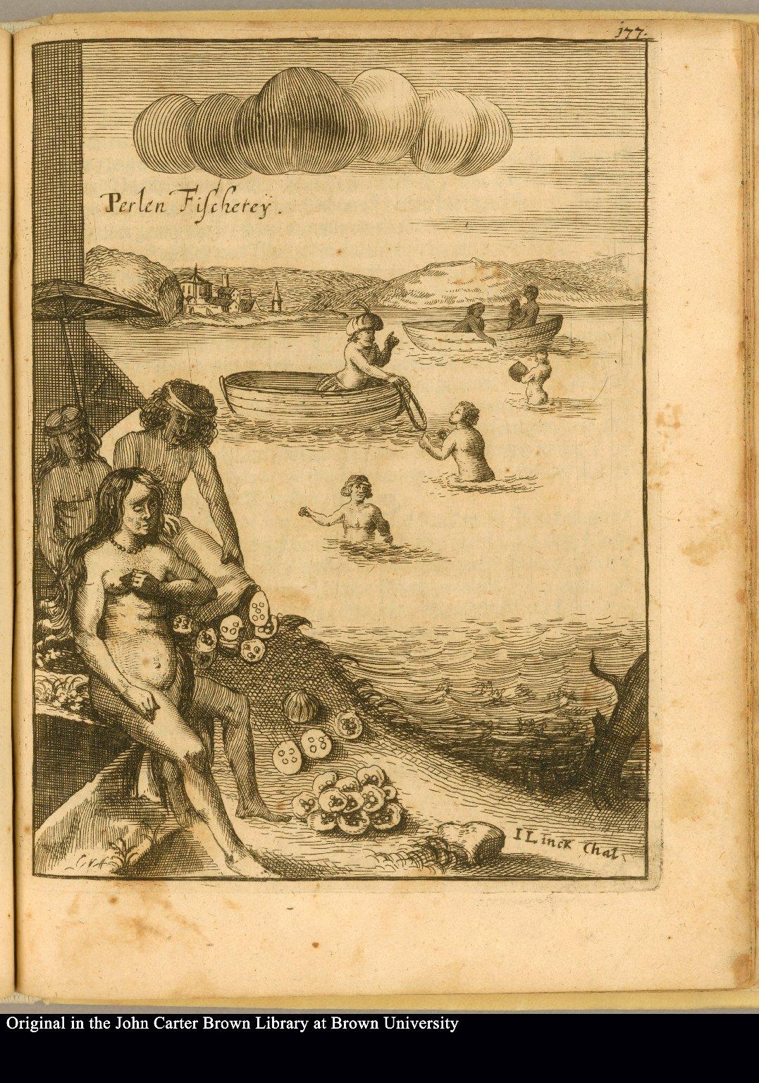 Perlen Fischerey