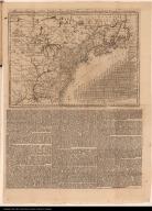 Allgemeine Charte von Nord America als den fitz des Krieges zwischen vden konigl. Engl. Truppen u: den Provinzialen