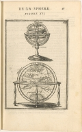 [Globe and armillary sphere]