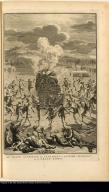 Le Grand Sacrifice des Canadiens à Quitchi-Manitou ou le Grand Esprit.