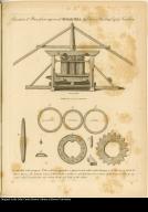 Elevation & Plan of an improved Sugar Mill, by Edward Woollery Esqr. of Jamaica