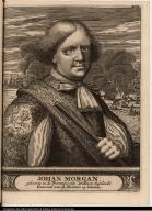 Johan Morgan gebooren in de Provincie van Walles in Engelandt Generaal van de Roovers op Iamaica.