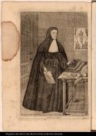 R. de la M.R.M. Maria Ignacia de Azlor, y Echeverz, Fundadora Patrona, y Prelada del Convento de la Sagrada Compañia de Maria S[antisi]ma de la Enseñanza de Mexico