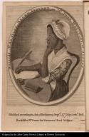 Phillis Wheatley, Negro Servant to Mr. John Wheatley, of Boston.