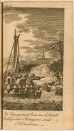 An Engagement between a Dutch Shallop and Portuguese, near St. Sebastians.