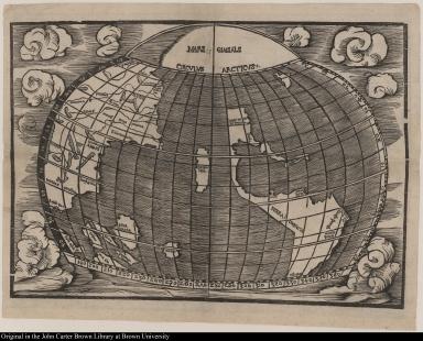 [Map of the western hemisphere]