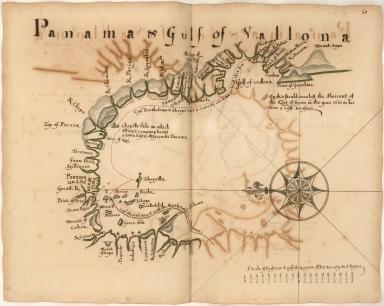 Panama & Gulf of Vallona