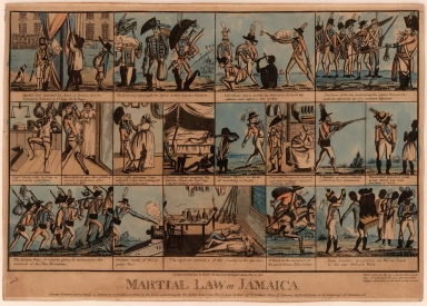 Martial Law in Jamaica