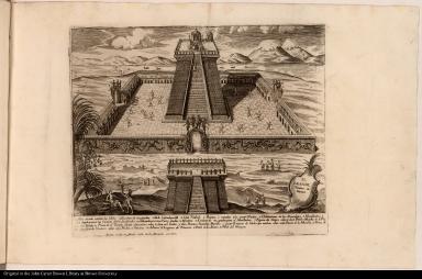 [El Grande Templo de Mexico]