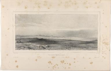 3me. vue en Panorama de Reykiavik, prise du moulin (Islande)