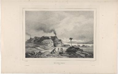 Baer de Göthús à Reykiavik. (Islande)