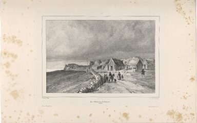 Baer d'Ellidavatn, près Reykiavík. (Islande.)