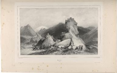 Mont Hékla. (Islande.)