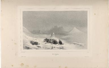 Mont Thrihyrningar. (Islande.)